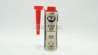 K2  Добавка за бензин- 250ml